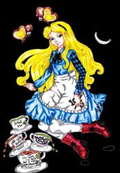 Alice by IsisConstantine