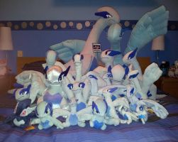 Lugia Plush Collection by Articuno