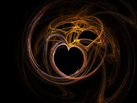 A Burning Fire in my Heart by Joy-Kelberwitz