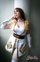 Princess Kasumi - Dead or Alive by Neferet-Cosplay