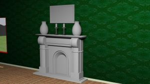 Fireplace update by themikester86