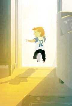 To the great Outside by PascalCampion