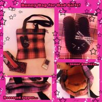 Bunny Bag for Bad Girls by BlueDove415
