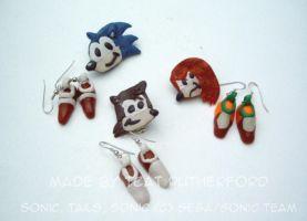 Sonic Jewelry by tcat