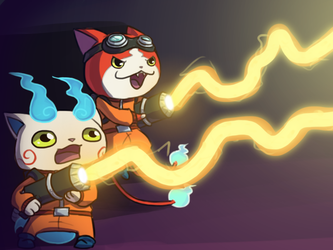 GO BUSTERS by ziodynes098