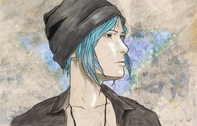 Chloe Price from Life is Strange by sunteam