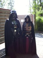 Two Sith-Lords ... by BookwormElV