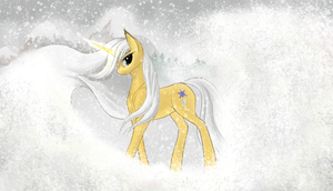 Snowstorm by Pony-Way