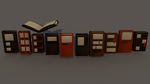 Books by timokkers