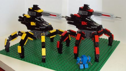 LEGO Monkeylords by MikeTehFox