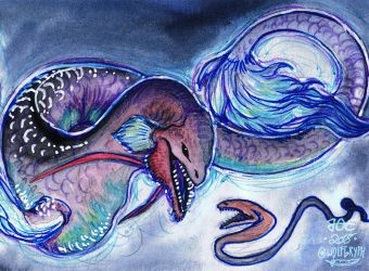ACEO - CharlesDW by wolfgryph