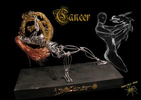 Cancer sketch by Belial28
