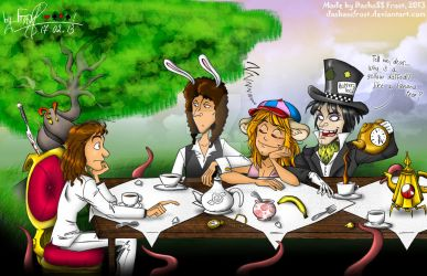 Slightly Mad Tea-Party by dashassfrost