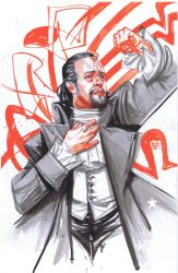 Hamilton by ChrisVisions