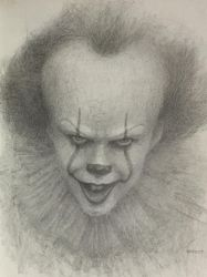 Pennywise by vee209