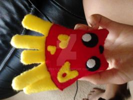 Fries Plushie by Krystle-K