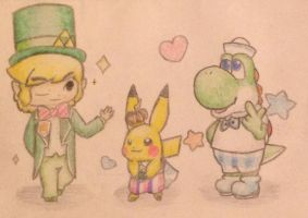 Some of My Favorite Characters! by pheonix548
