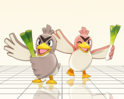MMD Pokemon - Farfetch'd (XY) DL