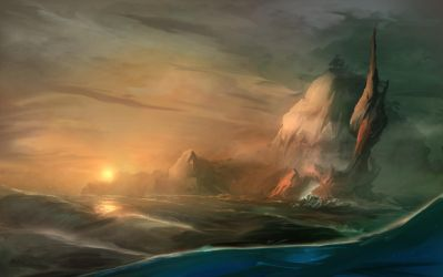 Overwhelming Tides by vest