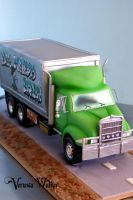 3D Truck by Verusca