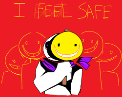 I Feel Safe by HANKERCHElF