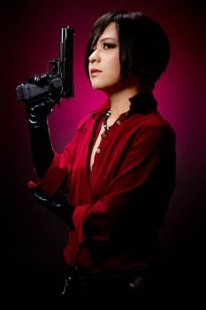 Ada Wong by simplyyellow