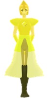[MMD] Yellow Diamond DOWNLOAD by MijumaruNr1