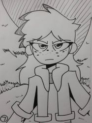 Oc-tober Day 7 - The Most Mysterious by Legend-Mystery