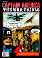 Captain America The WAR TRIALS by masuros