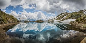 Lac Blanc by Captain-Marmote