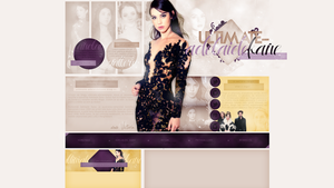 Design Adelaide Kane | ultimate-adelaidekane.blog. by weniexplosions