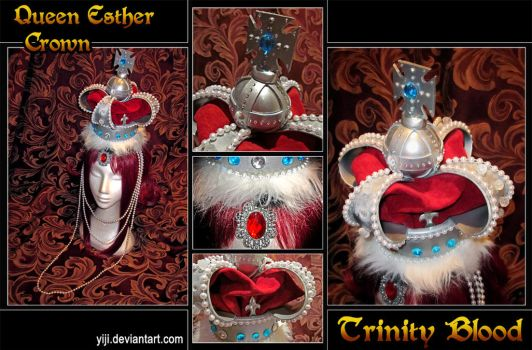 TB: Queen Esther Crown by Yiji