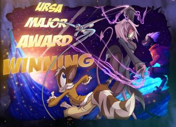 It's a Major Award! by Dreamkeepers