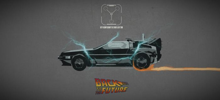 back to the future by Mokusobrother