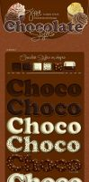 Chocolate Styles by IvaxXx