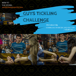 Tickle feet guy by girls by raposa2