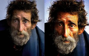 Homeless- compare by Edgeley