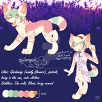 Lorayah Ref by MonsterMeds
