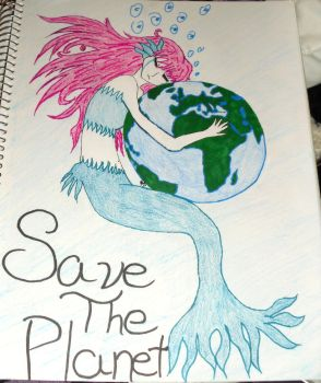 Save The Planet by I-LOVE-INUYASHA7327