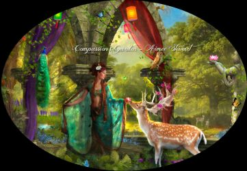 Compassion's Garden by Foxfires