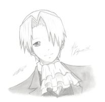 __Miles_Edgeworth__ by xCheckmate