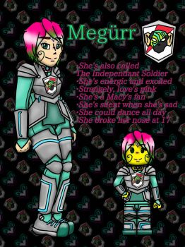Megurr (Official design) by TheCreator2009
