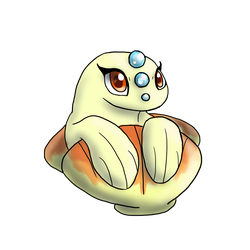 Water type Fakemon by MagicalRave