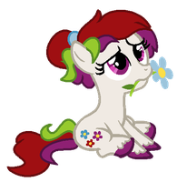 Daisymae - MLP Points Auction - SOLD by MonkFishyAdopts