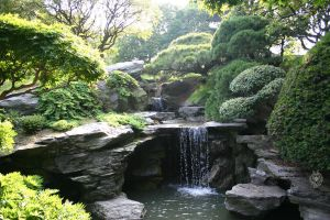Japanese Garden 4 by leopardwolf