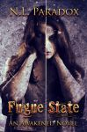SOLD book cover - Fugue State by NL Paradox by CathleenTarawhiti