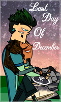 Last Day Of December by Wine-River