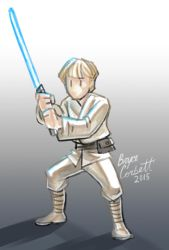 May the Force be with you! by AIBryce