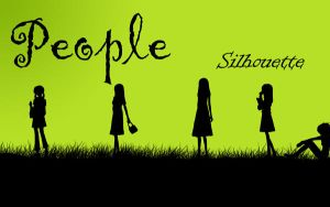 People Silhouette by anibax