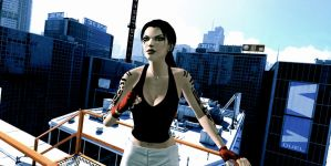 For The City by GoldRavenX